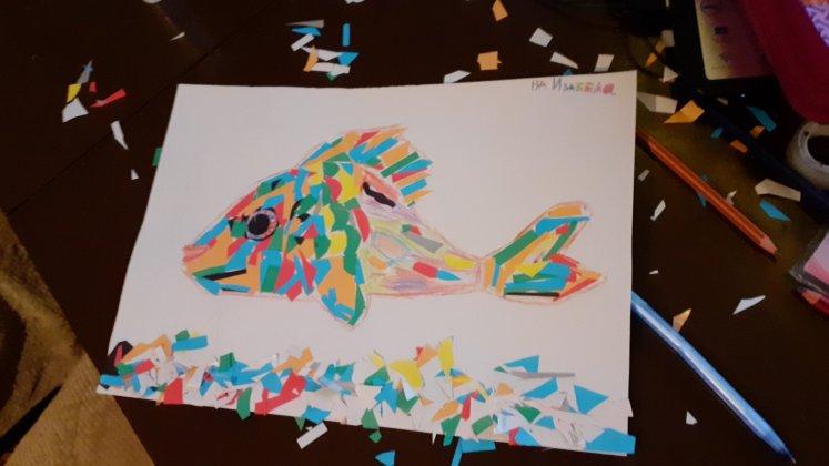 4-ти клас - риба